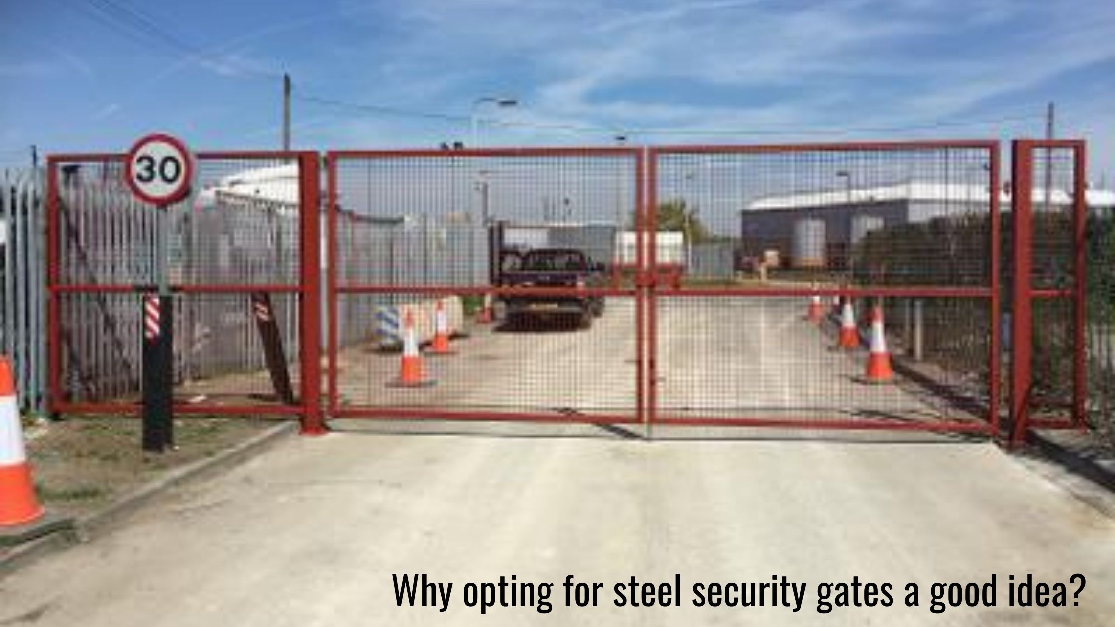 Security Gates in Kent