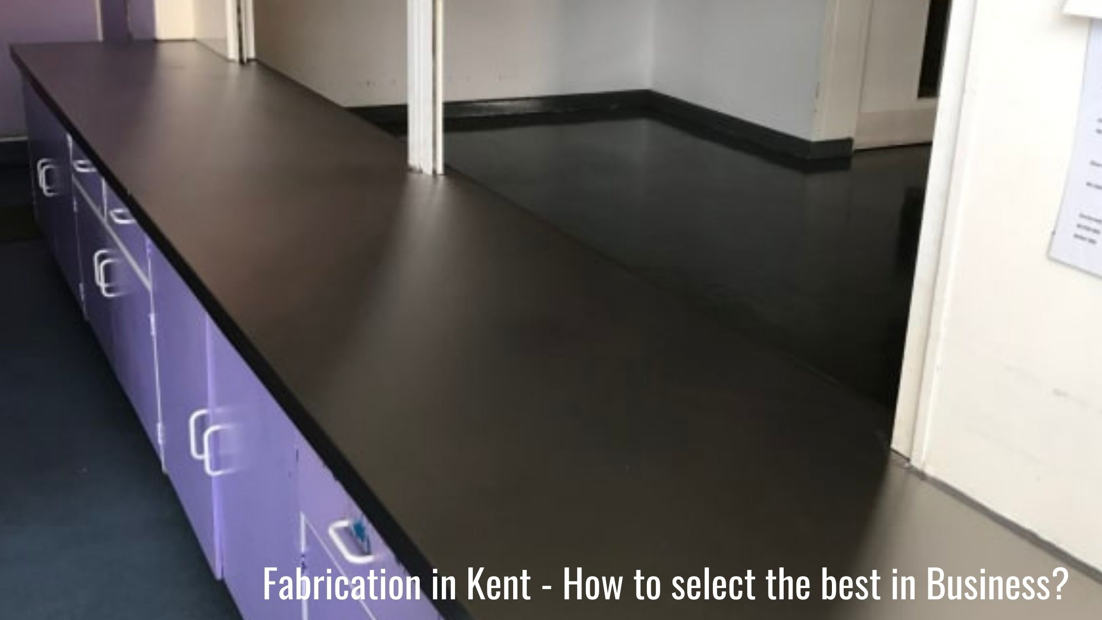 Fabrication Kent