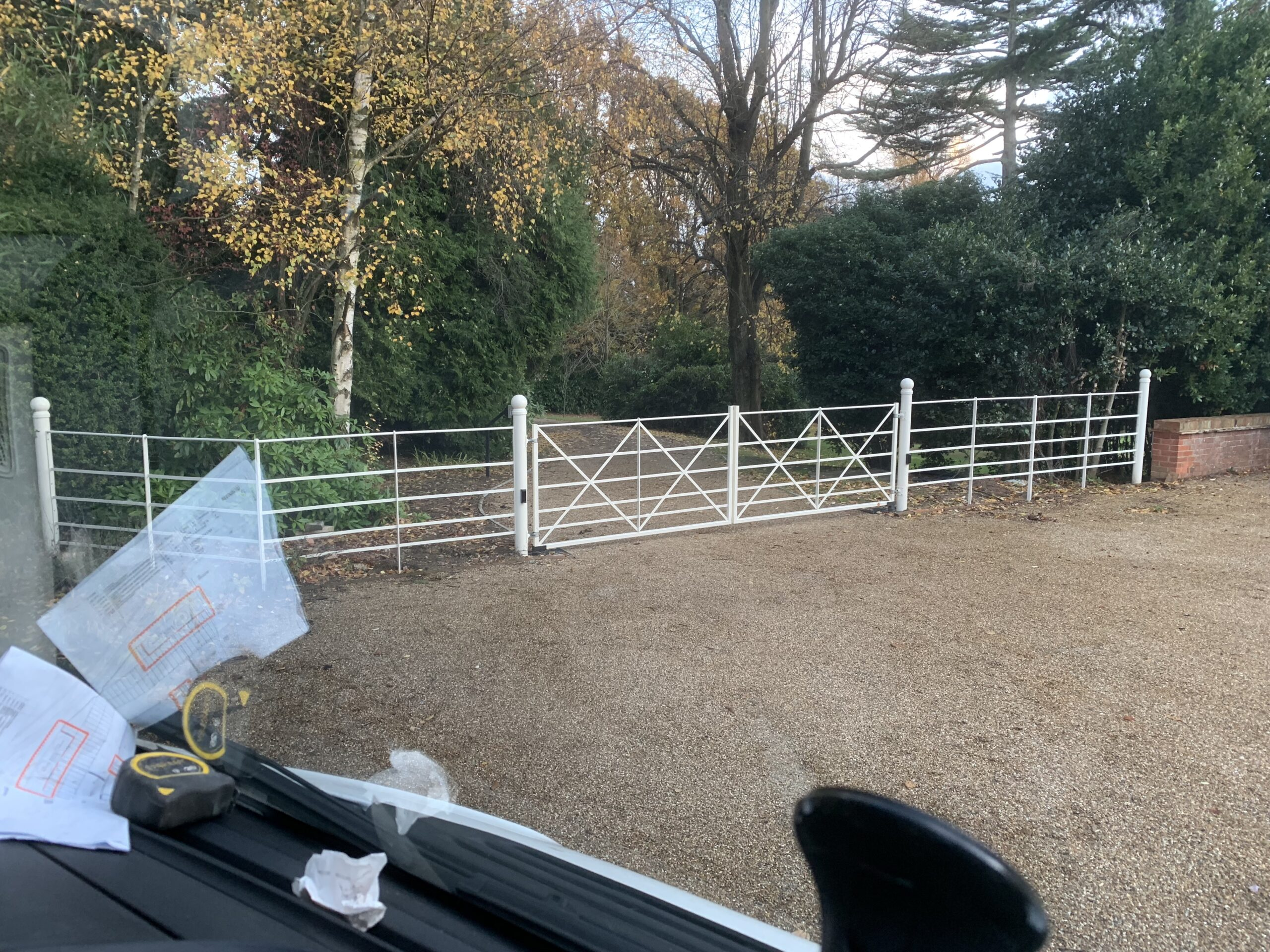 Gates for Private Property